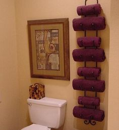Dicas que vão facilitar o dia-a-dia e melhorar a casa - toalheiro casa de banho