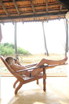 Winter sun envy - Fashion Me Now: Goa