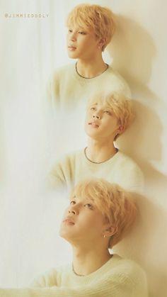 BTS Jimin #LOVE_YOURSELF Wallpapers / Lockscreens #Serendipity
