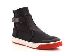 Lanvin Scuba High Top Sneaker