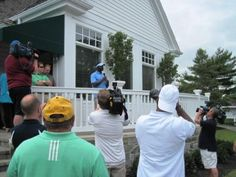 Michael Vick Holds Charity Golf Tourney
