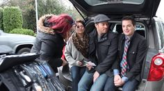 J.D. Scott is on the set to find out what is really in Todd Talbot's truck.