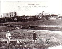 Rennes-le-Château, vue générale