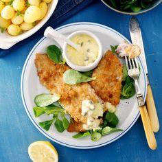 Verrassend gemakkelijk te bereiden, dit gezonde recept met sliptong. #vis #recept #JumboSupermarkten