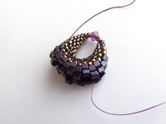 FRee photo tutorial for this lovely earring