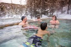 Find soul-soothing soaks for the whole family. Best Vacations, Vacation Destinations, Vacation Spots, Vacation Ideas, Oh The Places You'll Go, Places To Visit, Idaho Hot Springs, Utah Adventures, Weekend Getaways