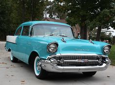 1957 chevrolet one fifty 2 door sedan 1957 Chevy Bel Air, Chevrolet Bel Air, Chevrolet Trucks, Chevrolet Impala, Ford Trucks, 4x4 Trucks, Diesel Trucks, Lifted Trucks, Chevy Muscle Cars