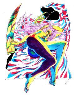 Iris dreams of death Johnny Negron