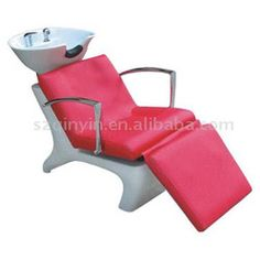 pink salon styling chair 8 square dining table 24 best store images barber living room ideas hair shampoo chairs buy red product on alibaba com