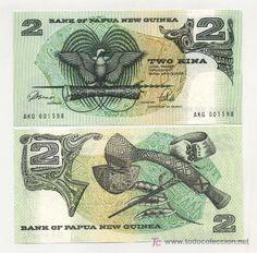 Papua Nueva Guinea 2 Kina,1981