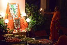 Photos of the Shankaracharya Jayanti celebrated at Belur Math on 30 April 2017.