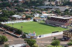 Estádio 19 de Outubro - Ijuí (RS) - Capacidade: 6 mil - Clube: São Luiz