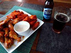 Copycat recipe for Buffalo Wild Wings spicy garlic wing sauce!