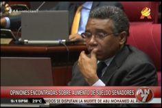 Opiniones Encontradas Por El Aumento De Sueldo De Los Senadores