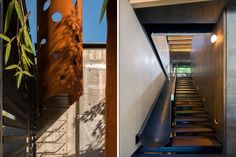 Measured Architecture, 90% recycled, Cloister House, Vancouver, playful…