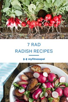 Radishes are low in