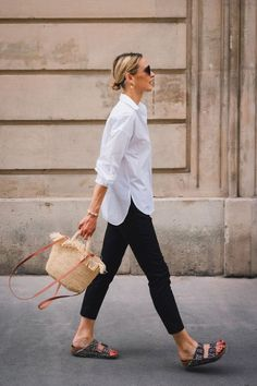 Mode Outfits, Casual Outfits, Fashion Outfits, Womens Fashion, Looks Chic, Looks Style, Minimal Fashion, Work Fashion, Minimal Style