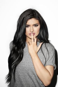 Kylie Jenner Connects With Terry Richardson for Racy Magazine Cover and Spread