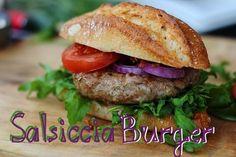Salsiccia Burger - ein italienischer Traum
