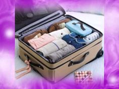 Dicas para arrumar sua mala para viagem !  #dicas #mala #arrumação