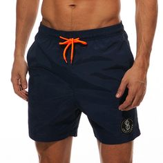 433629e317 Men's Swimming Trunks Workout Sport Gym Shorts Bottom Swimwear Brief Pants  S-2XL #fashion