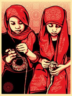 shepard fairey - Google Search