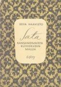 Sata kansanomaista kuviokudinmallia / Eeva Haavisto