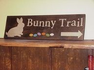 primitive easter signs - Google Search