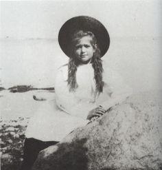 """Grand Duchess Marie, """"Mashka"""" 1907"""