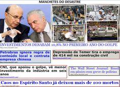 """Além d'Arena: Tributo aos idiotas do """"Fora Dilma!"""" XVIII"""
