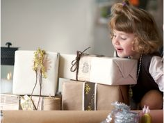 Creating a Holiday Hamper Full of Art and Craft Supplies for Children