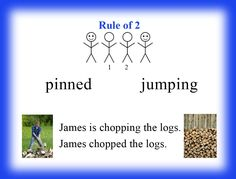 First Grade Phonics: Lesson 87 - Adding -ed and -ing to Short-Vowel Words
