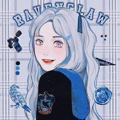 Avatar, Anime Backgrounds Wallpapers, Hogwarts Mystery, Ravenclaw, Harry Potter, Fan Art, Instagram, Disney, Artist