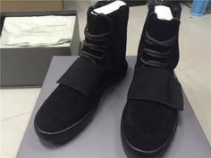 50635f15b adidas Yeezy Boost 750 Black - Sneaker Bar Detroit Only Fashion