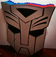 Piñata logo de Transformers