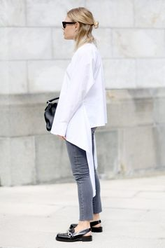 6 Ways To Pull Off Oversized Tailoring — Bloglovin'—the Edit