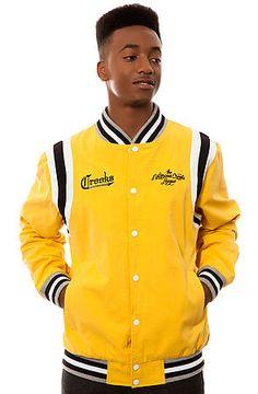 Crooks and Castles- NCL Heathens Varsity Jacket