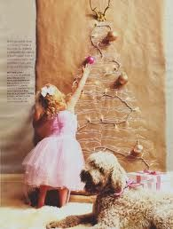 Check Out 17 Wonderful Christmas Tree Alternatives Ideas. A while back we showed you how you can completely change your christmas decor with an alternative christmas tree. Homemade Christmas Tree, Plastic Christmas Tree, Creative Christmas Trees, Alternative Christmas Tree, Decoration Christmas, Noel Christmas, Pink Christmas, Xmas Tree, Holiday Tree