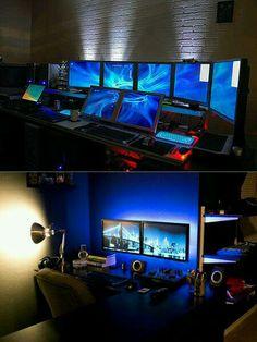 Perfect #gaming #ps4 #xboxone #wiiU #pic #hardcoregamer #gamingroom #hovacone #pcgaming