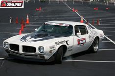 Albert Melchior's 1973 Pontiac Trans Am is competing in the 2011 and 2012 OUSCI