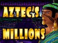 Internet Kasino mit Aztec's Millions gratis - http://rtgcasino.eu/spiel/aztecs-millions-ohne-anmeldung/ #25Gewinnlinien, #5Walzen, #BonusRunde, #Jackpot, #Progressiveslots