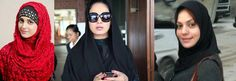 Pakistani Actress Looking Beautiful in Hijab and Abaya