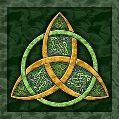 Celtic Trinity Knot, Foxvox