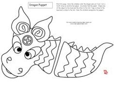 Making Learning Fun  |  Chinese New Year Dragon Puppet