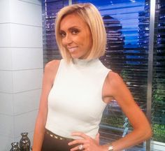 On July 17, Giuliana Rancic posted a pic on her Instagram of her new ...