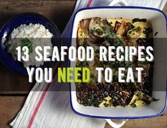 13 Incredible Seafood Recipes That Will Bring Out The Pescetarian In You