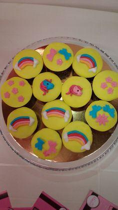cup cake decorati