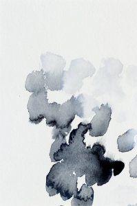 Satsuki Shibuya - floating - watercolor