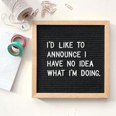 The most versatile and minimalist decoration for your home - felt letter board. Totally in love with and all of the fun boards they create! Inspirational and funny letter board quotes. The Letter Tribe Life Quotes Love, Quotes To Live By, Me Quotes, Cool Kid Quotes, Best Funny Quotes, Quotes For Captions, Career Quotes, Dream Quotes, Work Quotes