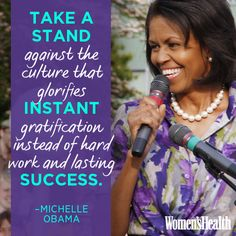 First Lady Michelle Obama's best advice for Bowie State University grads Amazing Quotes, Great Quotes, Quotes To Live By, Life Quotes, Inspirational Quotes, Wisdom Quotes, Success Quotes, Book Quotes, Motivational Quotes
